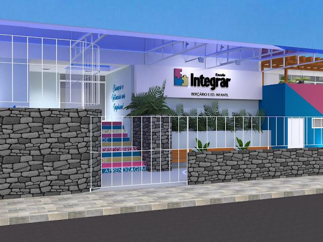 Escola Sócio-construtivista é inaugurada no Recife