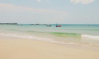 Pulau bintan di Riau
