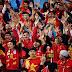Sepakbola Vietnam Bergulir Akhir Pekan Ini, suporter boleh ke stadion