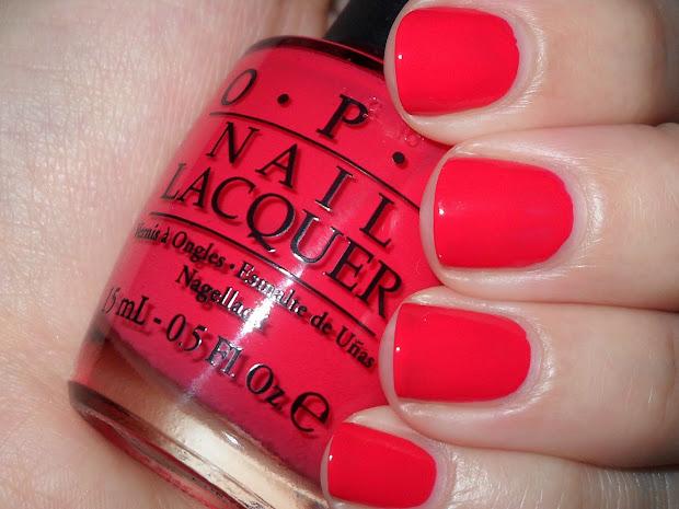 polished claws opi cajun