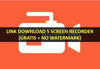 Aplikasi Screen Recording for PC