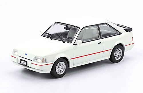 Ford Escort 1.8 XR3 1992 1:43 autos inolvidables argentinos salvat