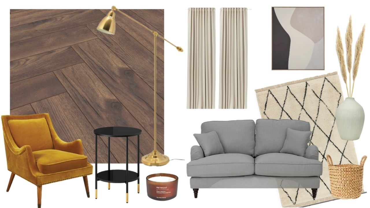 How to make a neutral colour scheme look stylish. Ways to use neutral colours to create a beautiful theme, and add texture, light and warmth to a room