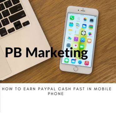 Earn paypal cash fast