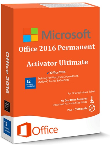 Office 2016 Permanent Activator Ultimate V1 1 Portable