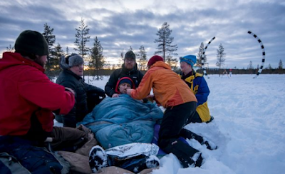 How to handle hypothermia