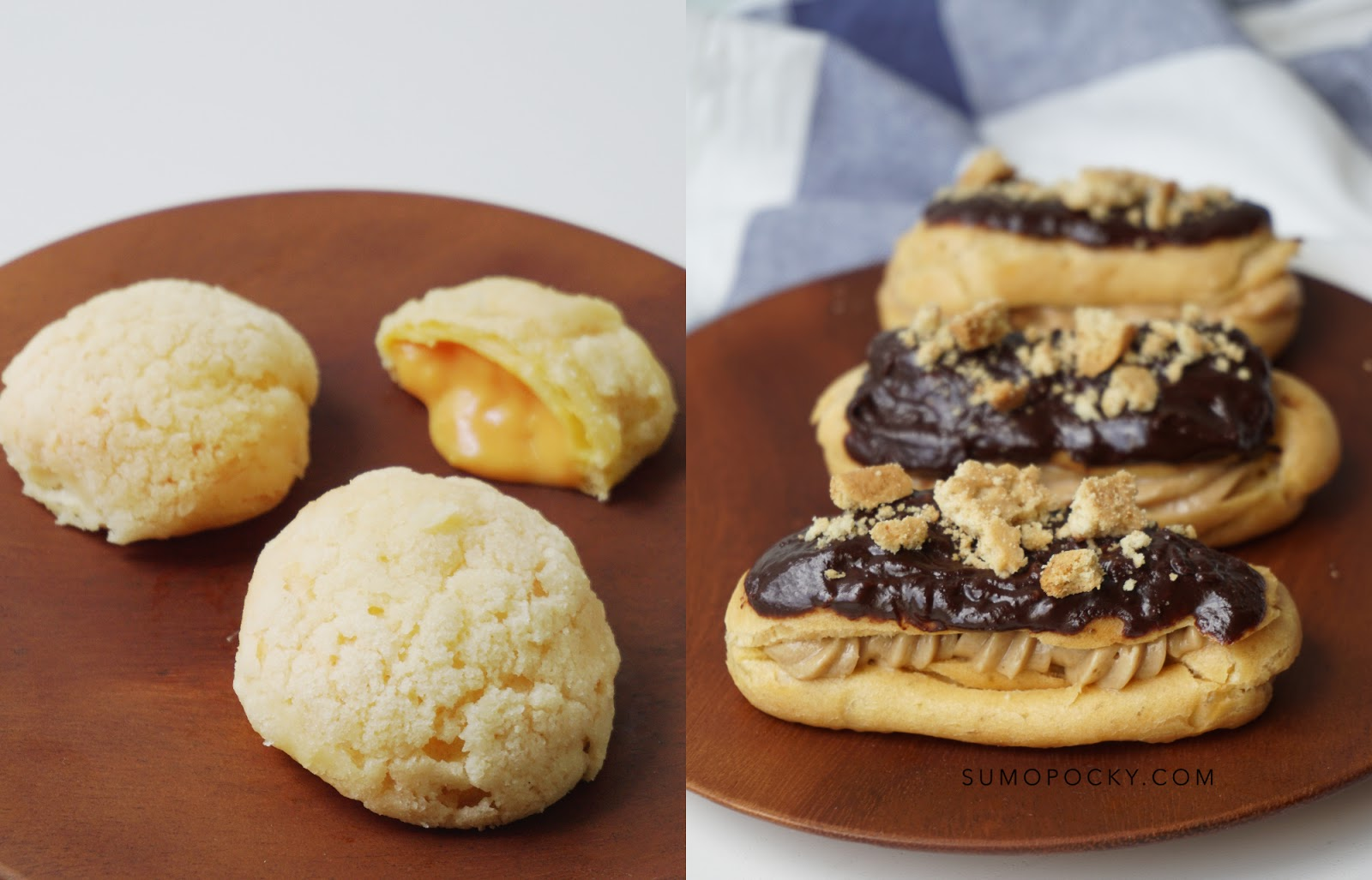fail proof choux pastry