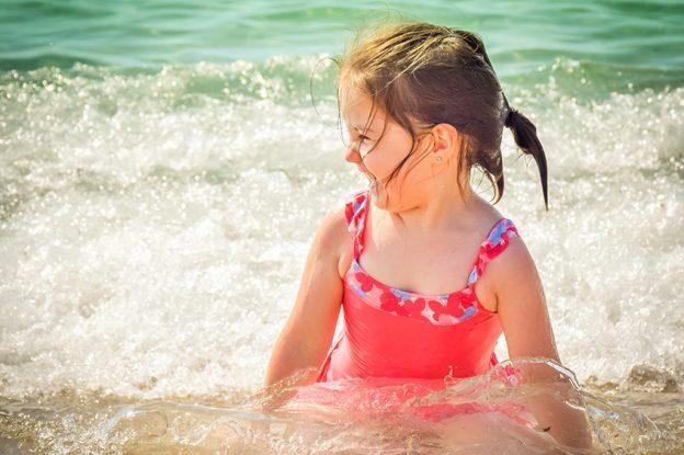 Praia para crianças em Ubatuba