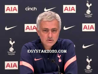 """مؤتمر """"مورينهو"""" مدرب توتنهام لـ لقاء مان سيتي في الجولة ال 24 من الدوري الإنجليزي - Tottenham Conference GW24"""