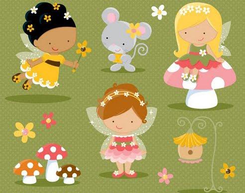 Imagenes para imprimir infantiles imagenes y dibujos para imprimir - Dibujos de hadas infantiles para imprimir ...