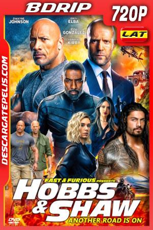 Rápidos y furiosos: Hobbs & Shaw (2019) HD 720p BDRip Latino – Ingles
