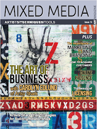 MIXED MEDIA ART MAGAZINE 014