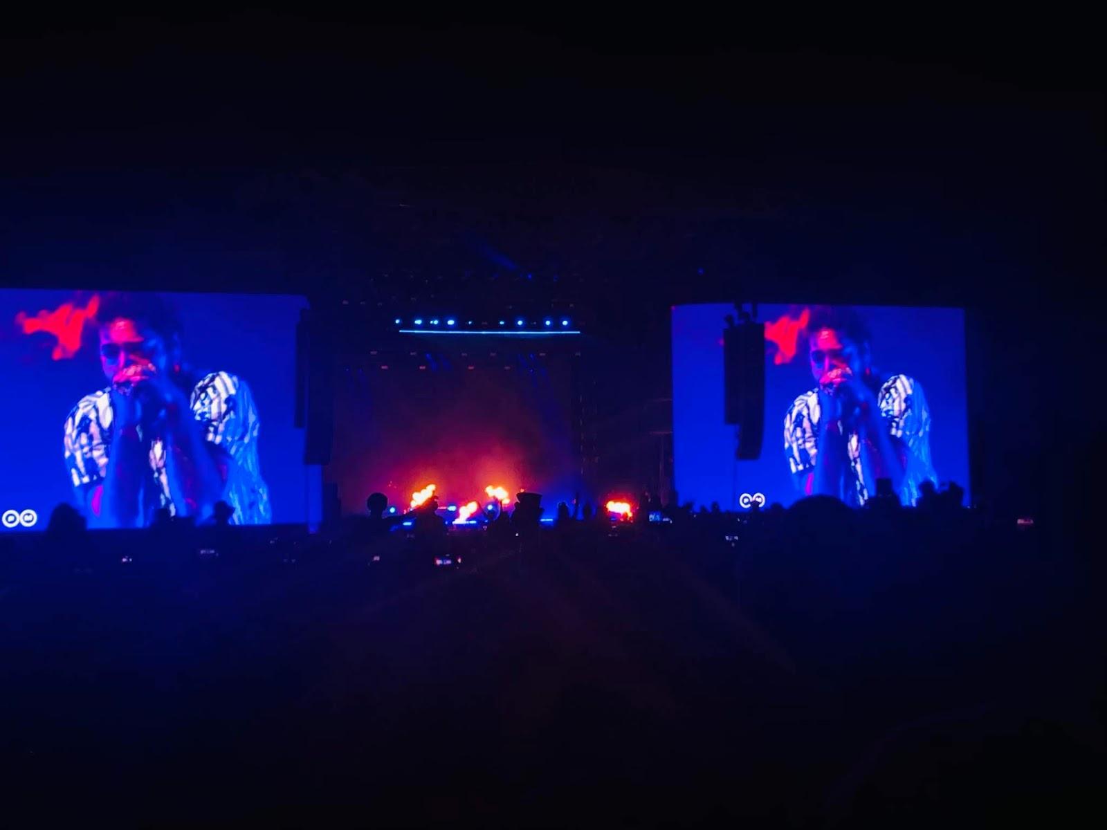 Post Malone // Leeds Fest 2019