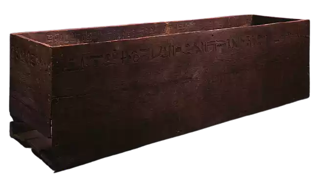 Ancient Egyptian Sarcophagus Meaning
