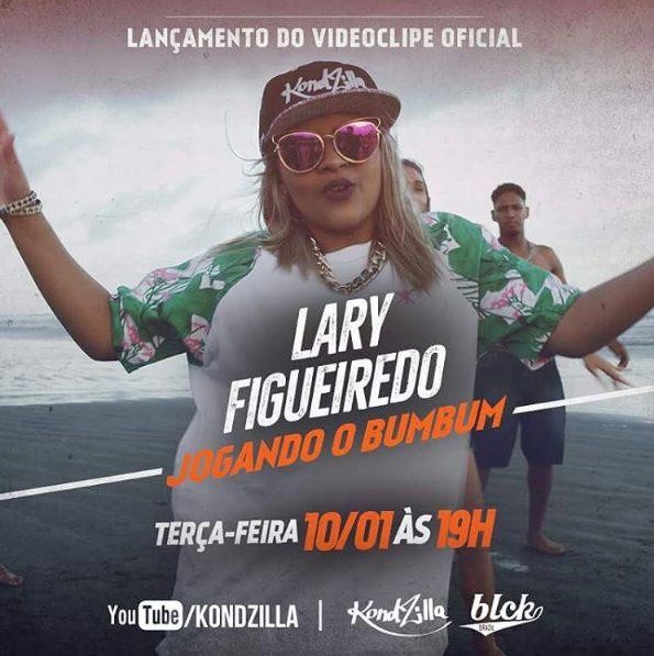 Jogando o Bumbum – MC Lary Figueiredo