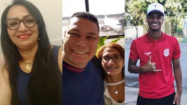 Família morre após queda de elevador em condomínio da marinha