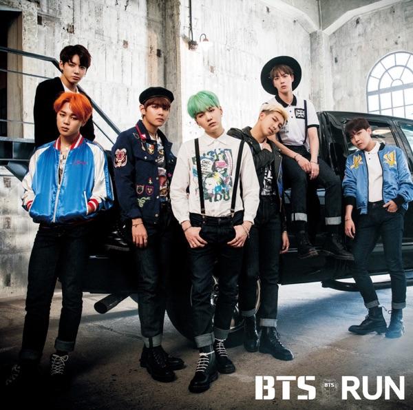 BTS – RUN‐Japanese Ver.‐【通常盤】 – Single (FLAC + ITUNES PLUS AAC M4A)