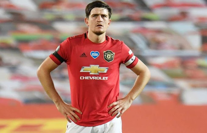 Manchester United, captain Harry Maguire 'arrested on Greek island of Mykonos for attacking police