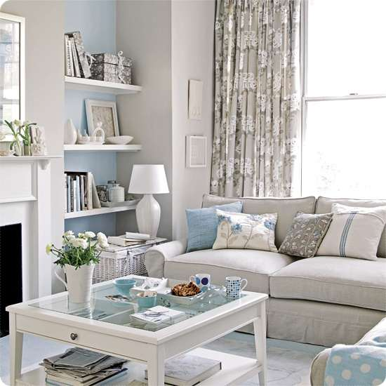 Living Room Decorating Design: Country Living Room Ideas