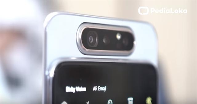 Galaxy A80 Ponsel Yang Cocok Untuk Vlogger