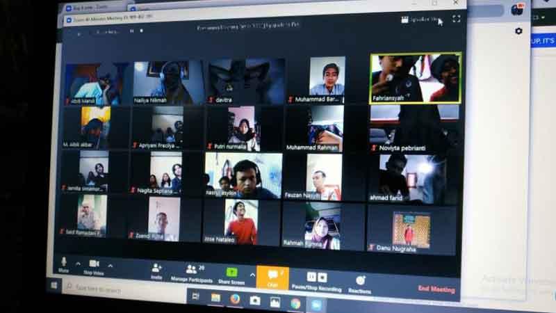 Kendala Menggunakan Aplikasi Video Conference Ketika Pembelajaran dan Solusinya
