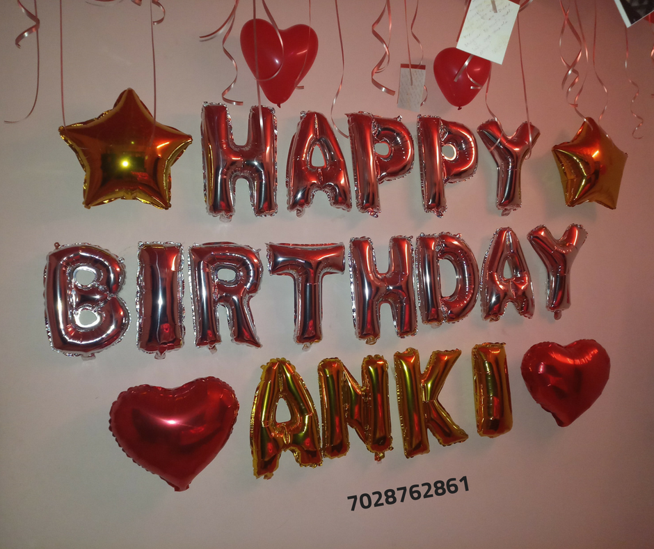 Birthday Surprise Ideas For Husband Anniversary Decoration