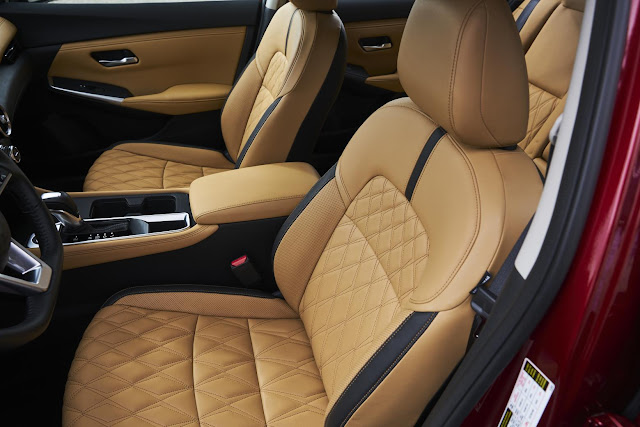 Nissan Sentra 2020 - USA 2020SentraRide-0%25252060-source