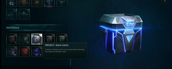 hộp siêu phẩm ashe