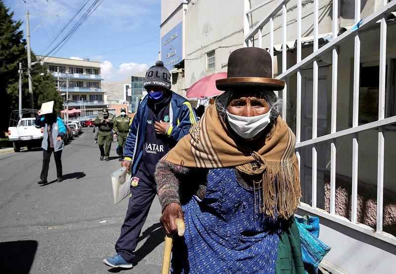 El coronavirus parece estar haciéndole el quite al altiplano