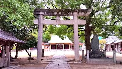 人文研究見聞録:阿沼美神社 [愛媛県]