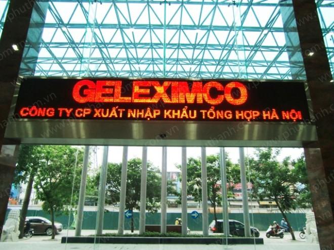 Chủ đầu tư chung cư Geleximco dự án An Bình City
