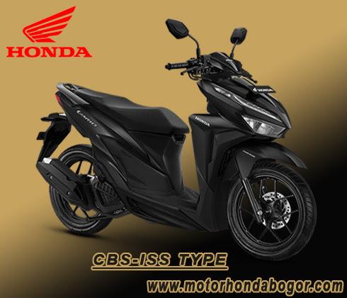 Brosur Kredit Motor Honda Vario 125 Bogor