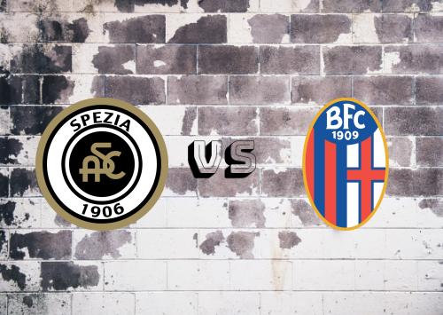 Spezia vs Bologna  Resumen