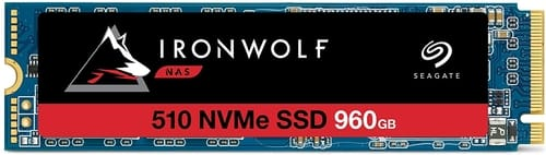 Review Seagate IronWolf 510 960GB NAS Internal SSD