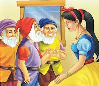 قصص اطفال قصة الأميرة والأقزام السبعة