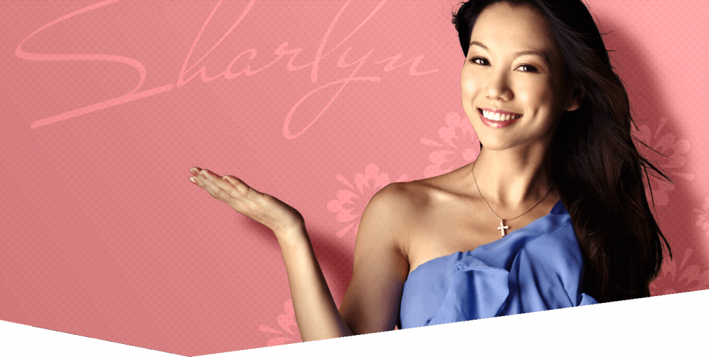 Professional Bilingual Emcee Services Singapore - Sharlyn Lim