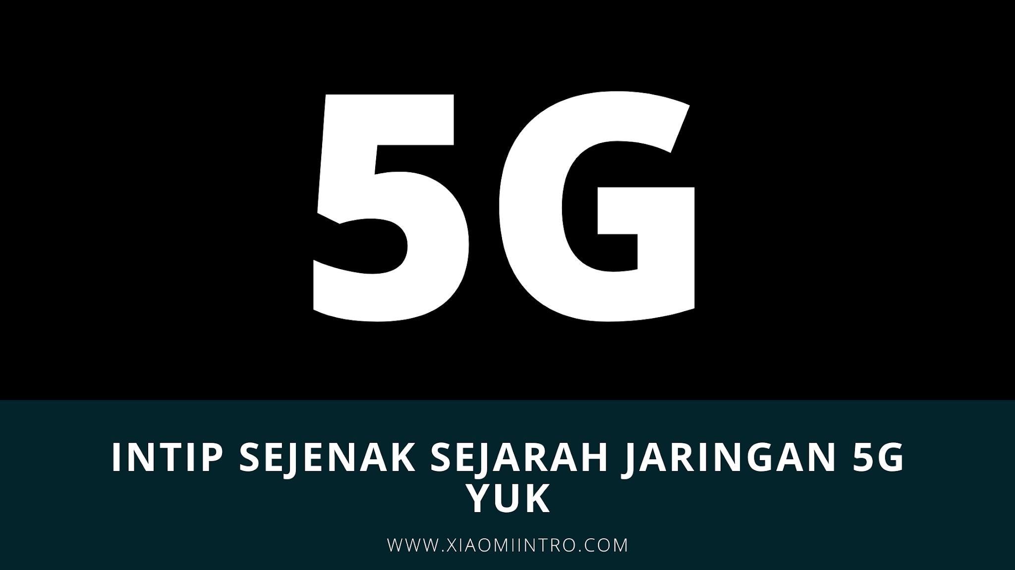 Intip Sejenak Jaringan 5G Yuk