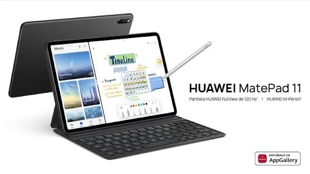 La MatePad 11 de Huawei es oficial, precio y especificaciones