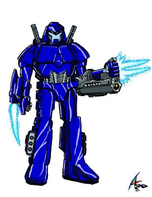 GCD-01A Castor