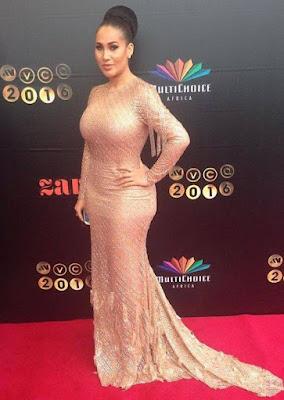 Caroline Hutchings leaves Nollywood