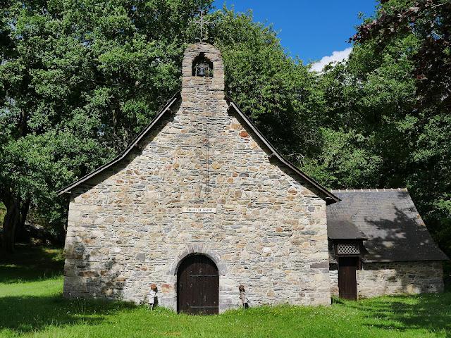 Chapelle Saint-Laurent bains-sur-oust ille et vilaine