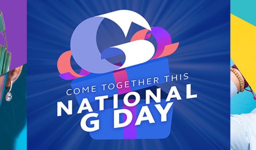 Globe National G Day