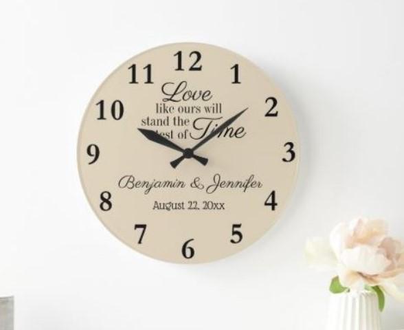 Symbolic Clock