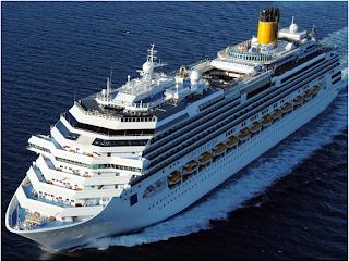 Dominicanos disfrutan crucero por el Caribe sale de La Romana