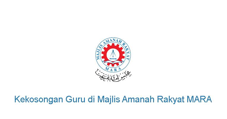 Majlis Amanah Rakyat MARA