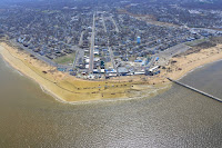 A U.S. Army Corps of Engineers shoreline rehabilitation project in Keansburg, N.J. (Credit: Army Corps of Engineers/flickr) Click to Enlarge.