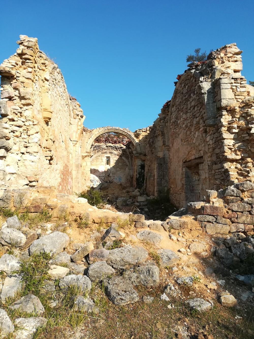 Ermita de Burgondo en Ochate