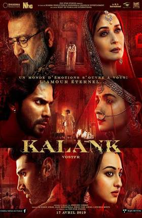 Kalank 2019 Full Hindi Movie Download WEB-DL 720p
