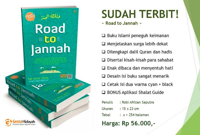 Resensi Buku Road To Jannah