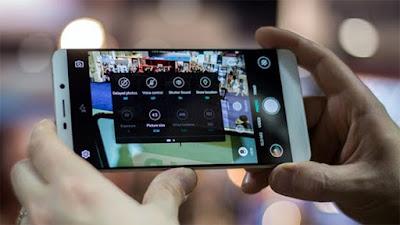 Teknologi Layar edge-toedge ponsel
